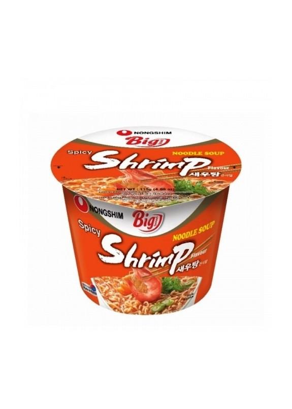 NONGSHIM BIG BOWL SHRIMP NOODLE SOUP 115gr