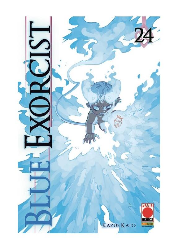BLUE EXORCIST N.24
