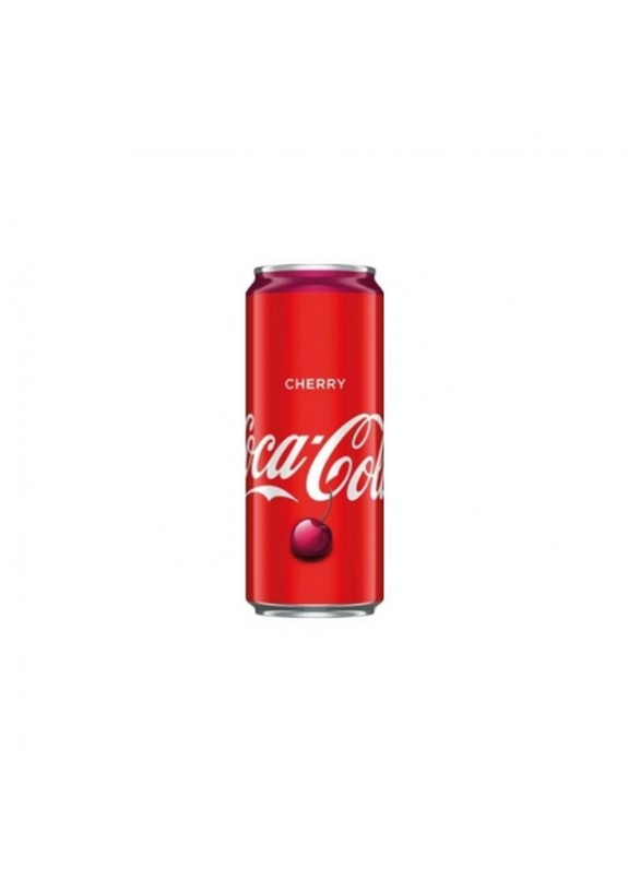 COCA COLA CHERRY LATTINA 330ml