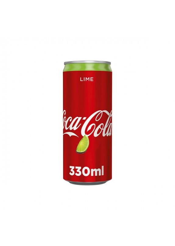 COCA COLA LIME LATTINA 330ml