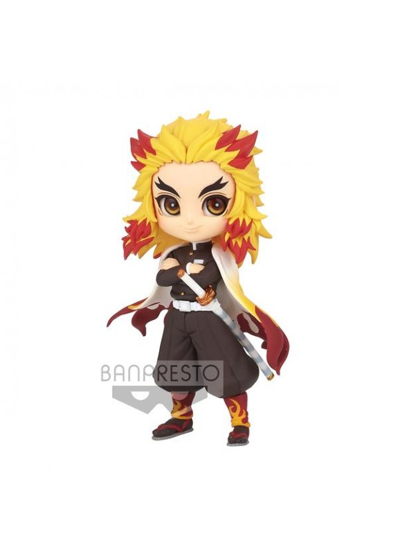 DEMON SLAYER KYOJURO RENGOKU PETIT QPOSKET