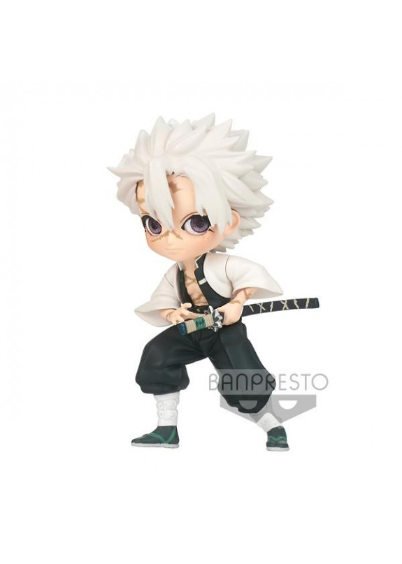 DEMON SLAYER SANEMI SHINAZUGAWA PETIT QPOSKET