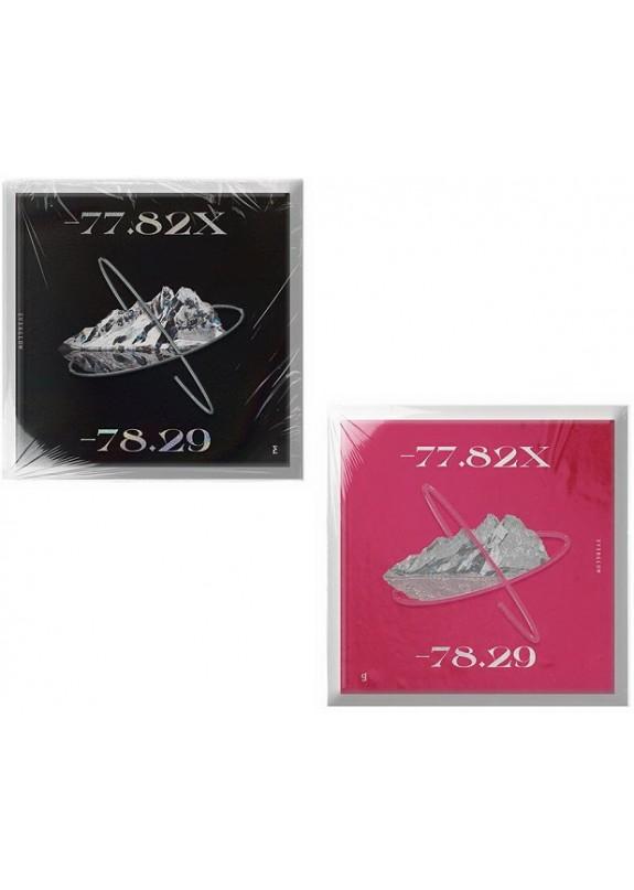 Everglow - [-77.82X-78.29] (2Nd Mini Album, random cover)