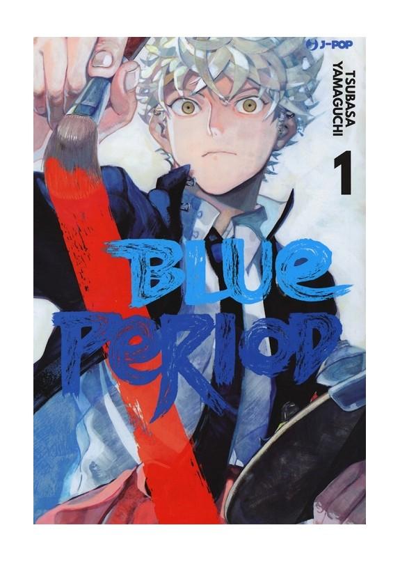 BLUE PERIOD N.1