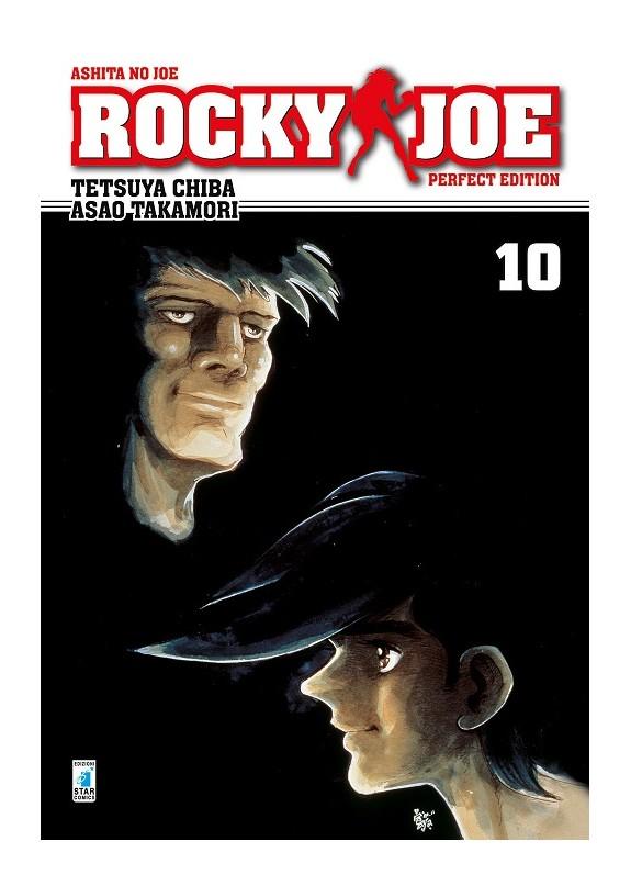 ROCKY JOE PERFECT EDITION N.10 (DI 13)