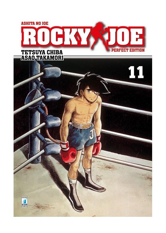ROCKY JOE PERFECT EDITION N.11 (DI 13)