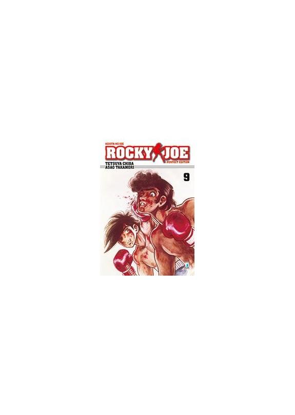 ROCKY JOE PERFECT EDITION N.9 (DI 13)