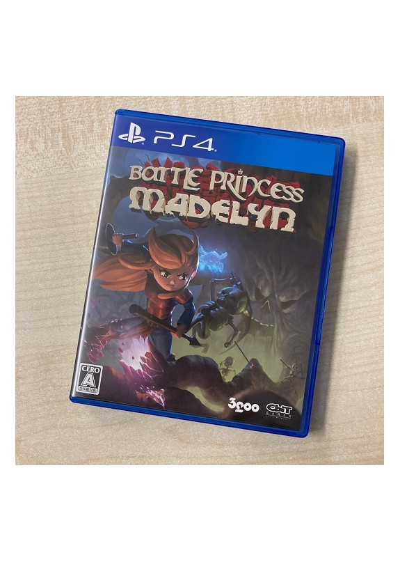 BATTLE PRINCESS MADELINE - IN GIAPPONESE  PS4  usato