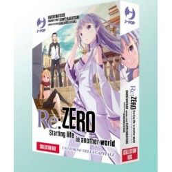 RE:ZERO STARTING LIFE IN ANOTHER WORLD MANGA BOX  N.1/2