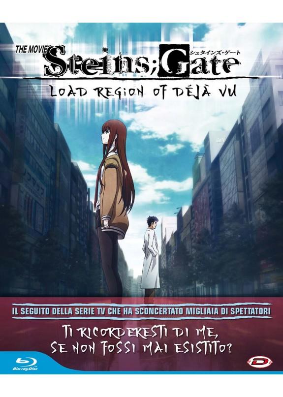Steins Gate - The Movie - Load Region Of Deja Vu (First Press) Blu-ray