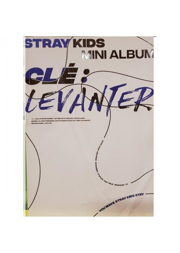 Stray Kids - Cle: Levanter