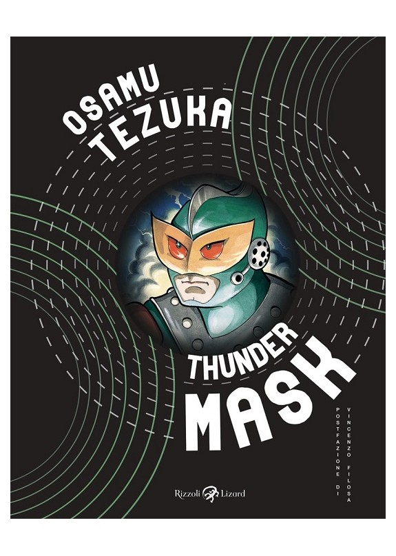 THUNDER MASK (VOLUME UNICO)