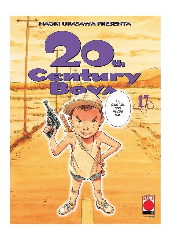 20TH CENTURY BOYS N.17