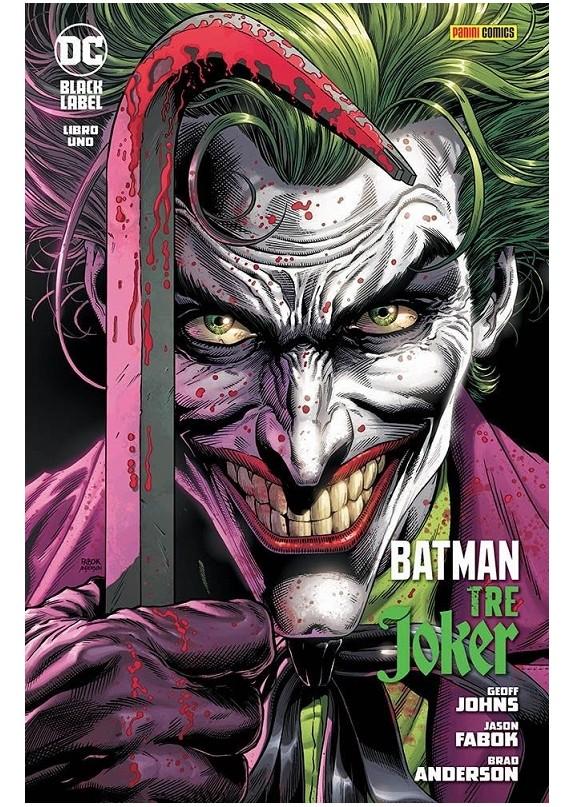BATMAN: TRE JOKER N.1