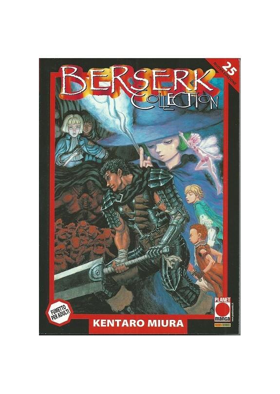 BERSERK COLLECTION SERIE NERA N.25