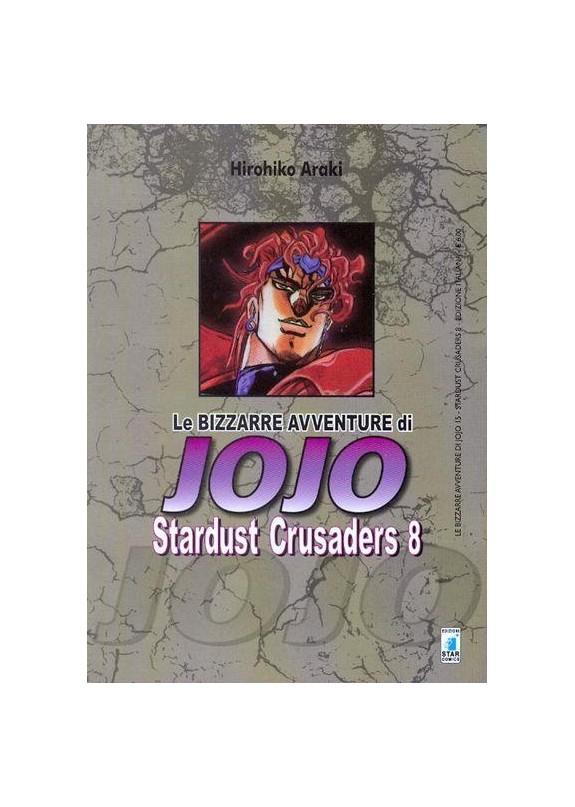 BIZZARRE AVVENTURE DI JOJO N.15 STARDUST CRUSADERS N.8 (DI 10)