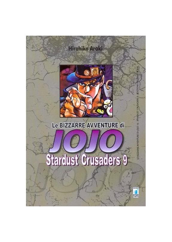 BIZZARRE AVVENTURE DI JOJO N.16 STARDUST CRUSADERS N.9 (DI 10)