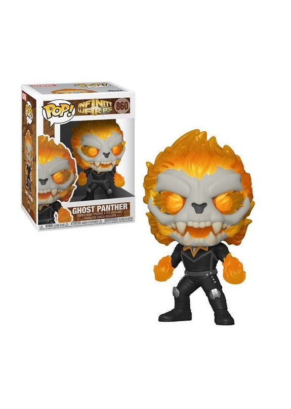 INFINITY WARS GHOST PANTHER FUNKO POP 860