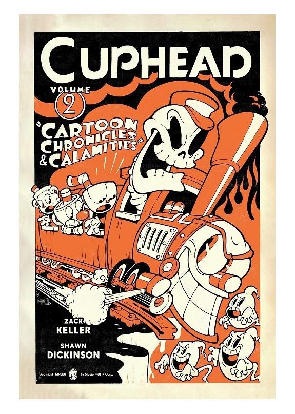 CUPHEAD N.2 CRONACHE DI CALAMITà CARTOONESCHE