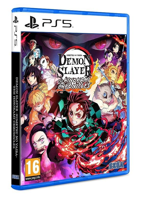 DEMON SLAYER THE HINOKAMI CHRONICLES  PS5