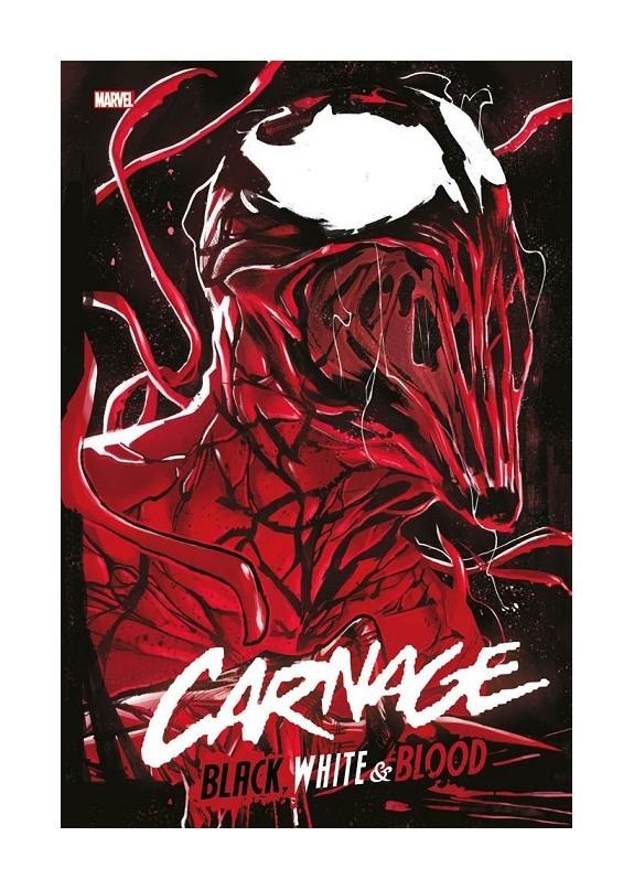 CARNAGE BLACK, WHITE & BLOOD (VOLUME UNICO)