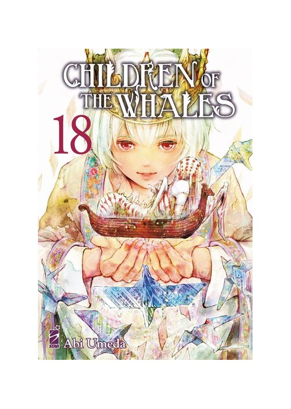 CHILDREN OF THE WHALES N.18