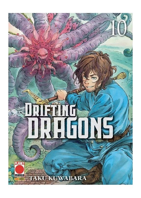 DRIFTING DRAGONS N.10