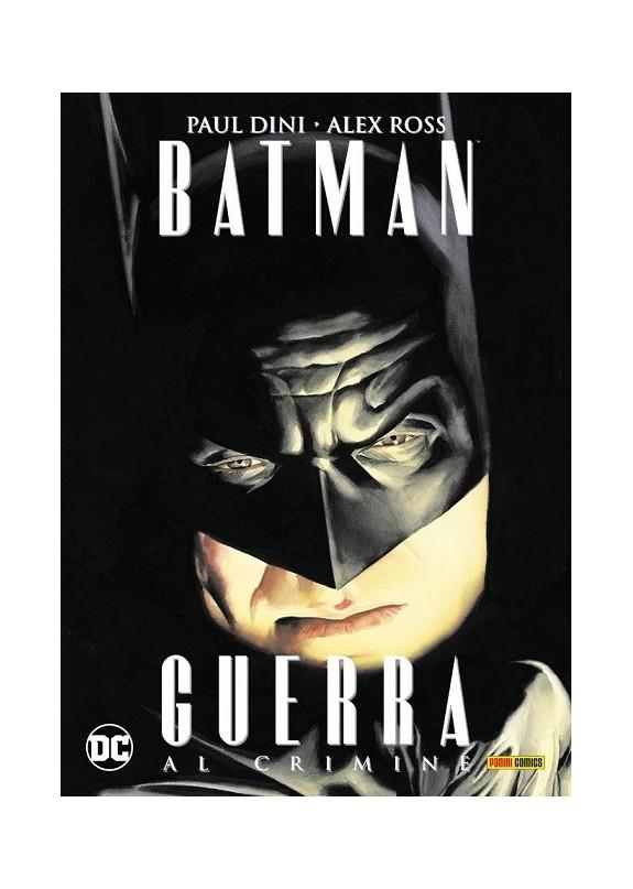 BATMAN GUERRA AL CRIMINE