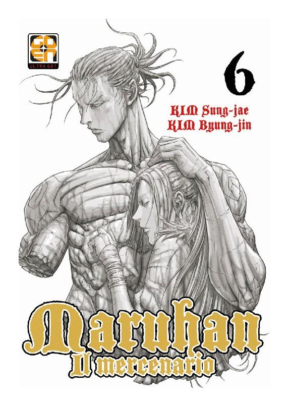MARUHAN I MERCENARIO N.6