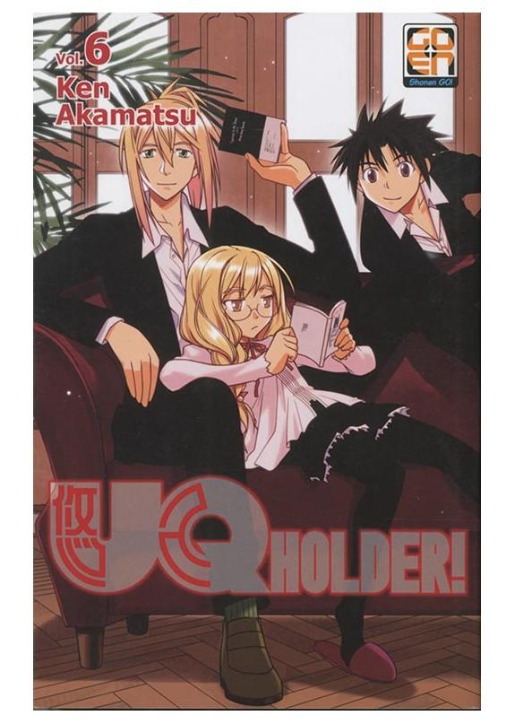 UQ HOLDER! N.19