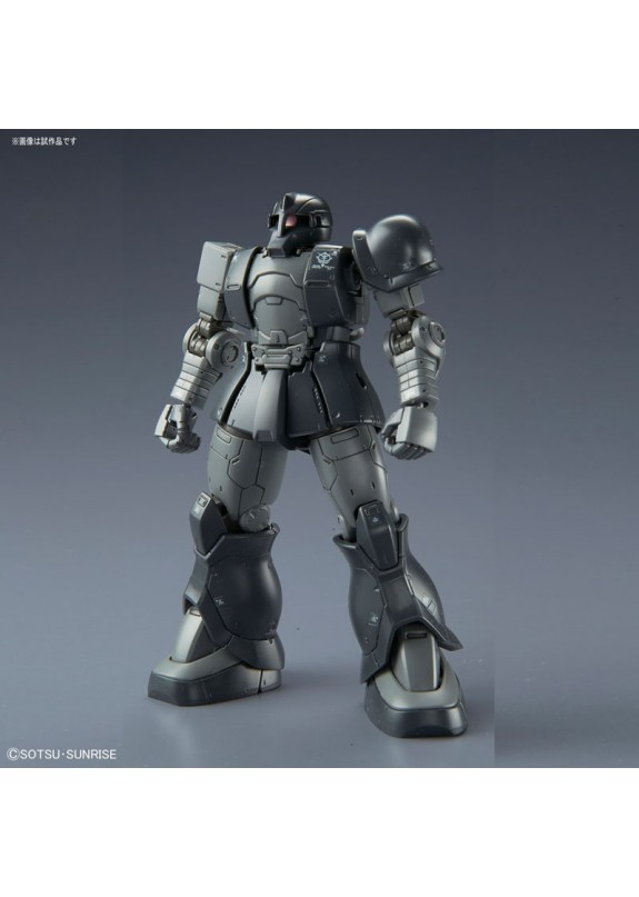 HG ZAKU I KYCILIA FORCES 1/144  PLASTIC KIT