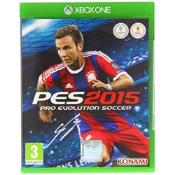 PRO EVOLUTION SOCCER PES 2015  XBOX ONE