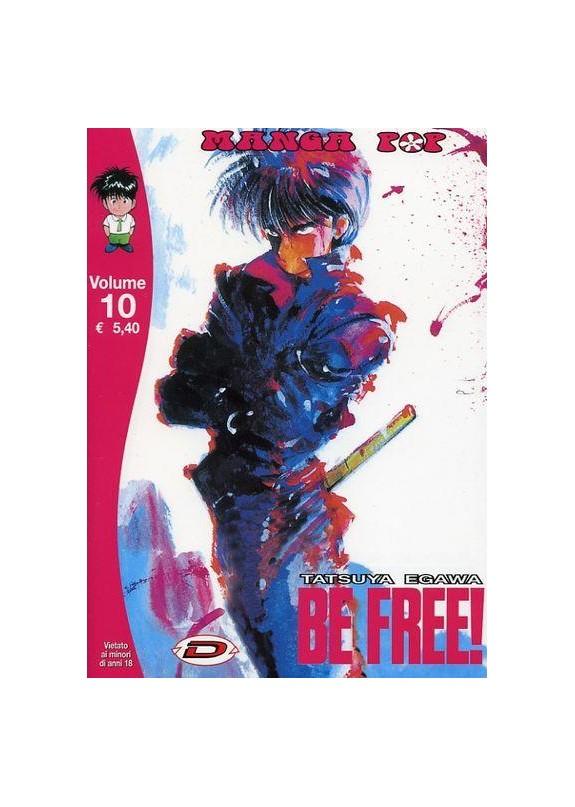 BE FREE! N.10