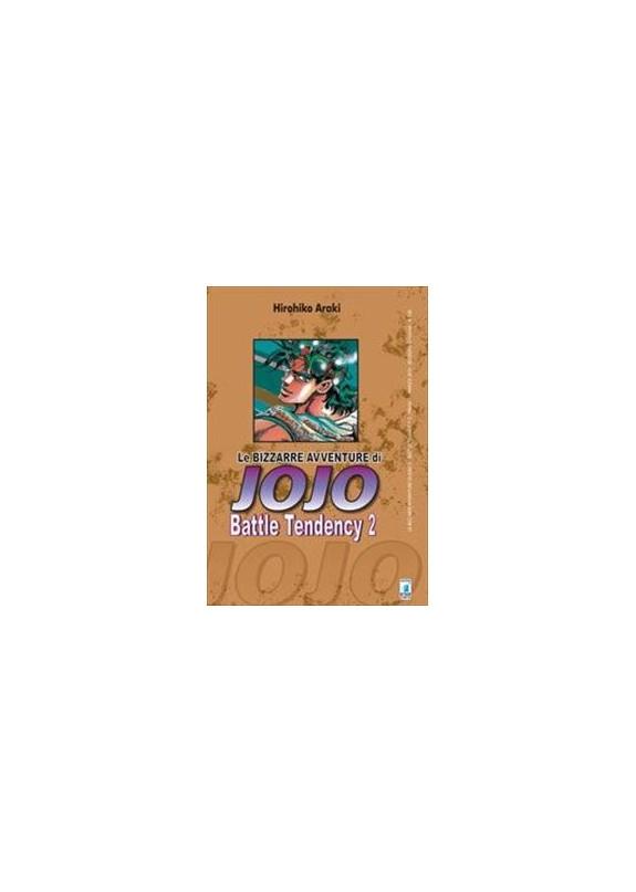BIZZARRE AVVENTURE DI JOJO N.5 BATTLE TENDENCY N.2 (DI 4)