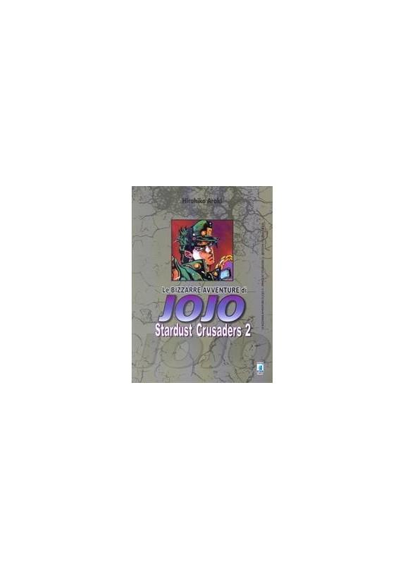 BIZZARRE AVVENTURE DI JOJO N.9 STARDUST CRUSADERS N.2 (DI 10)