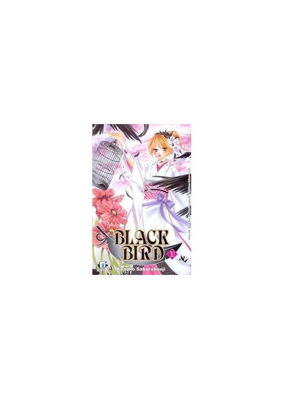 BLACK BIRD N.10