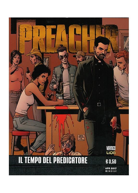 PREACHER N.1
