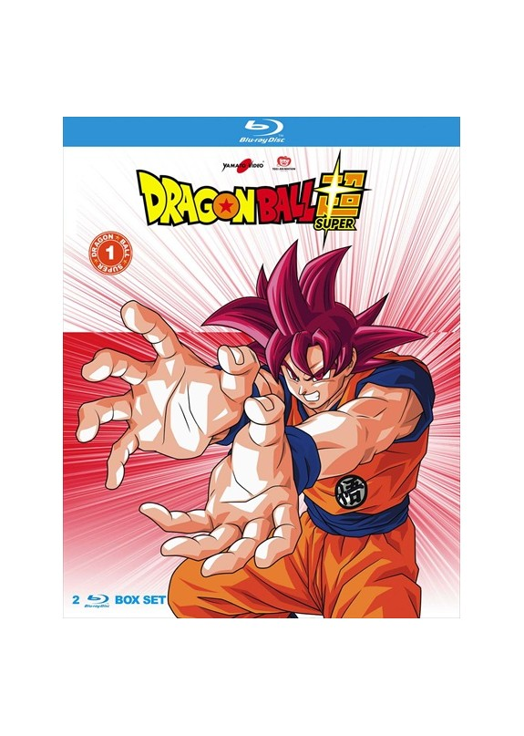 DRAGON BALL SUPER BOX SET (EPISODI 1-12) 2 BLU-RAY
