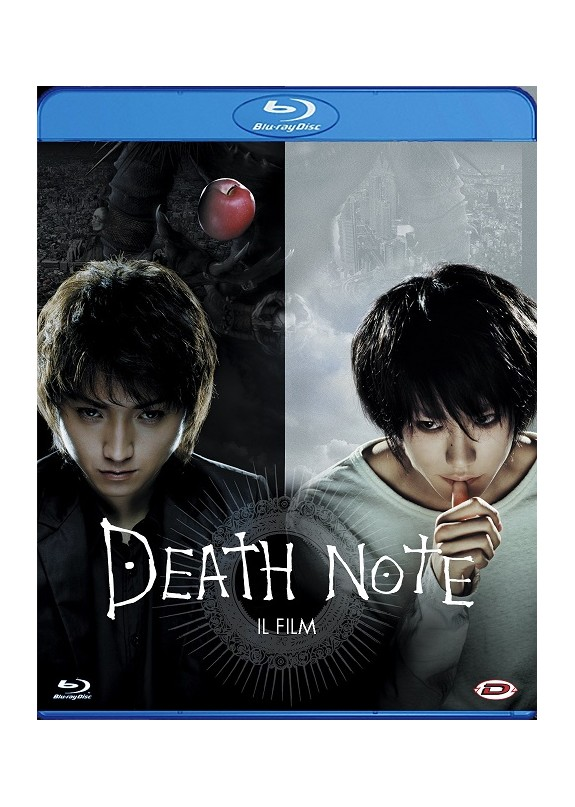 DEATH NOTE - IL FILM  Blu-ray