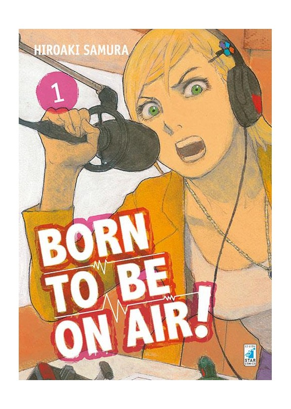 BORN TO BE ON AIR N.1