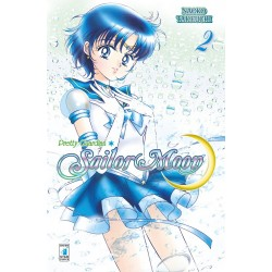 PRETTY GUARDIAN SAILOR MOON NEW EDITION N.2 (DI 12)