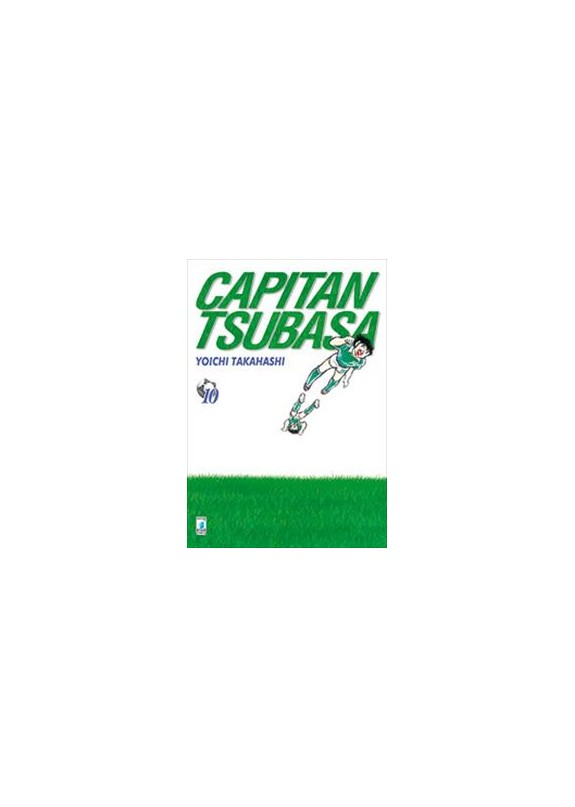 CAPITAN TSUBASA HOLLY E BENJI N.10