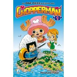 CHOPPERMAN N.1 (DI 5)