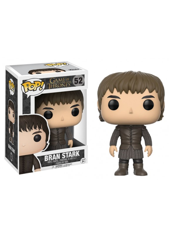 GAME OF THRONES BRAN STARK FUNKO POP #52