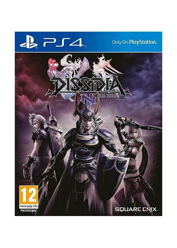 FINAL FANTASY DISSIDIA NT PS4 UK