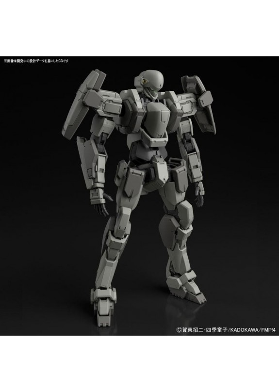 FULL METAL PANIC GERNSBACK NORMAL VER IV 1/60  PLASTIC KIT